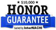 10,000 Guarantee Logo
